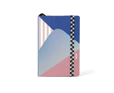 A6 Canvas Dune Notebook by Papier Tigre