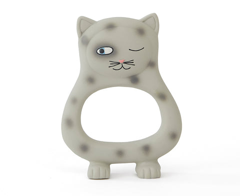 Benny the Cat Teether by Oyoy Living Design