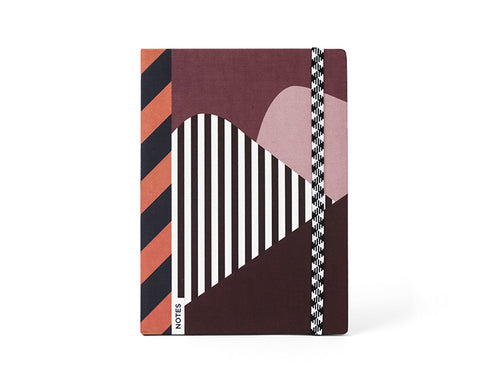 A5 Canvas Dune Notebook by Paper Tigre