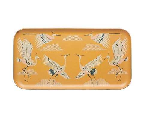 Flight of Fancy Large Tray by Danica Studio