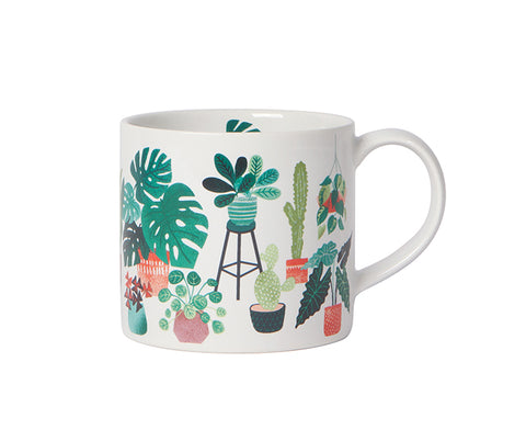 Let It Grow Mug by Danica Studio