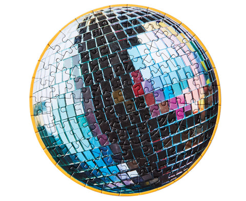 Disco Ball Little Puzzle Thing by Areaware
