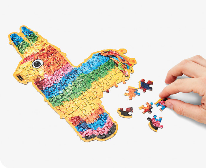 Pinata Little Puzzle Thing by Areaware
