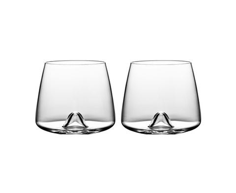 Whiskey Glasses - Set of Two - by Normann Copenhagen