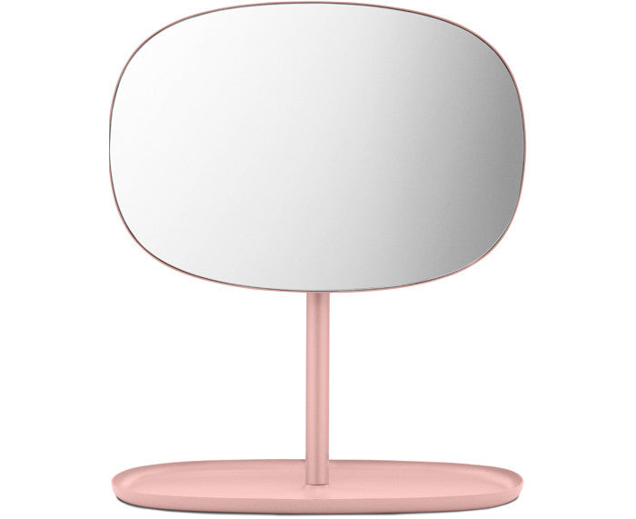 Flip Mirror in Pink by Normann Copenhagen
