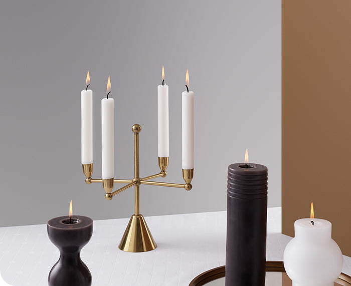 Pirouette Candle Holder by Normann Copenhagen