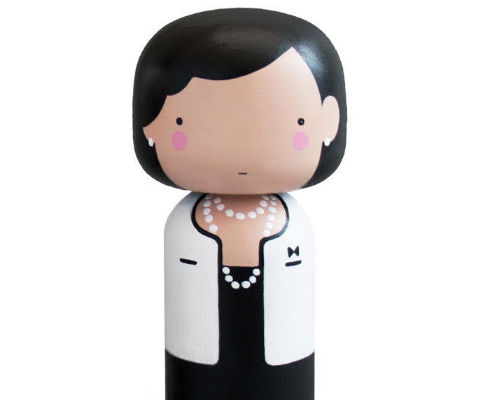 Coco Kokeshi Doll by Sketchinc.