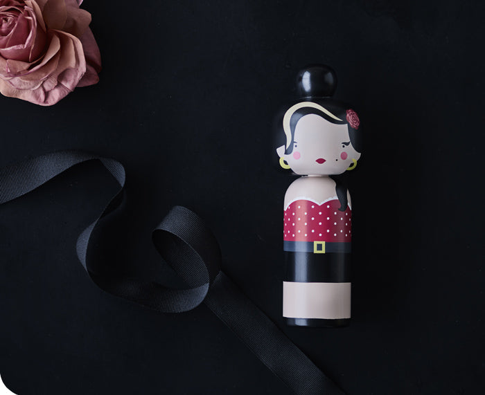 Amy Kokeshi Doll by Sketch.inc for Lucie Kaas
