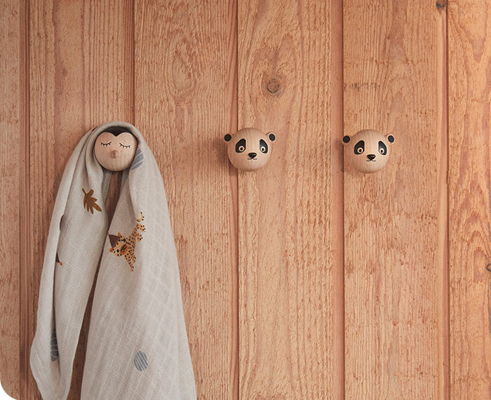 Animal Wall Hook - Penguin - by Oyoy Living Design