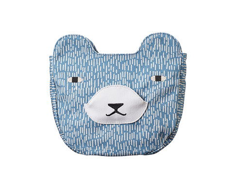 Bear Wash-Bag by Donna Wilson