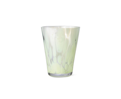 Casca Glass in Mint by Ferm Living