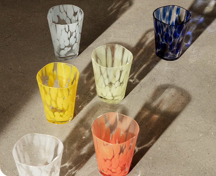Casca Glasses by Ferm Living