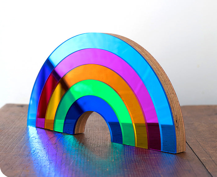Rainbow Mirror by Bride & Wolfe