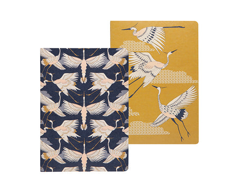 Flight of Fancy Set of Two Notebooks by Danica Studio