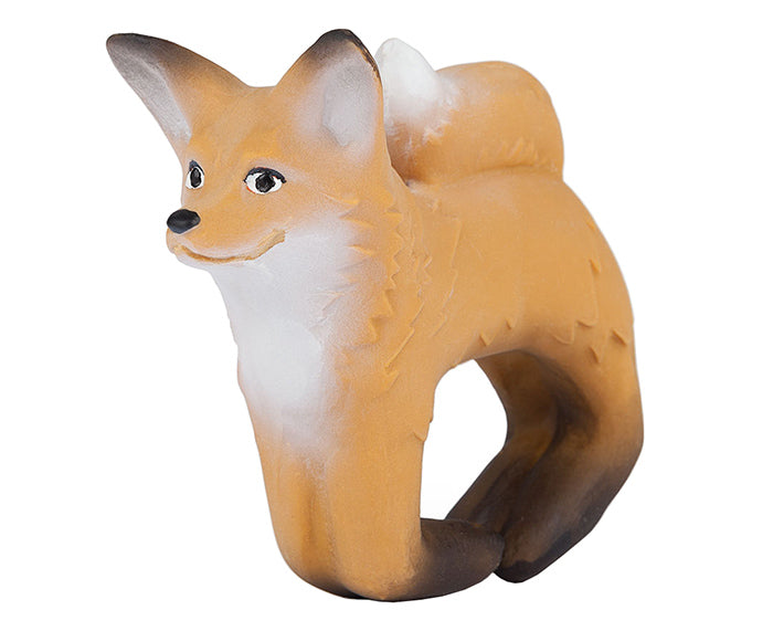 Rob the Fox Chewable Bracelet by Oli & Carol
