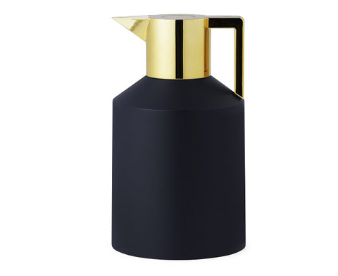 Geo Vacuum Jug Black Metallic Edition by Normann Copenhagen