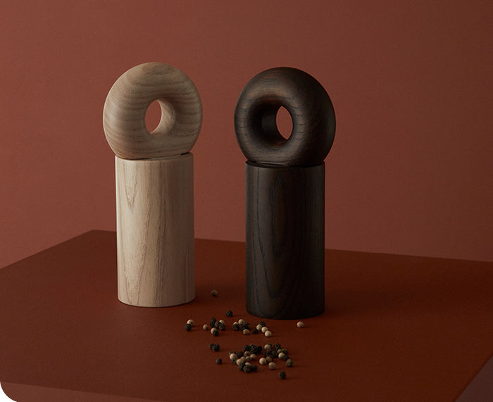 Hoop Light Mill Grinder by Oyoy Living Design