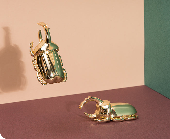 Insectum Bottle Opener in Gold by DOIY