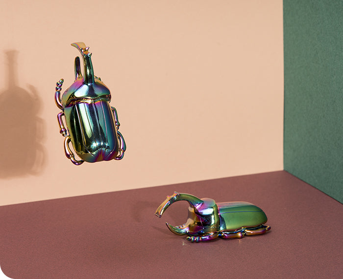 Insectum Bottle Opener in Irredescent by DOIY