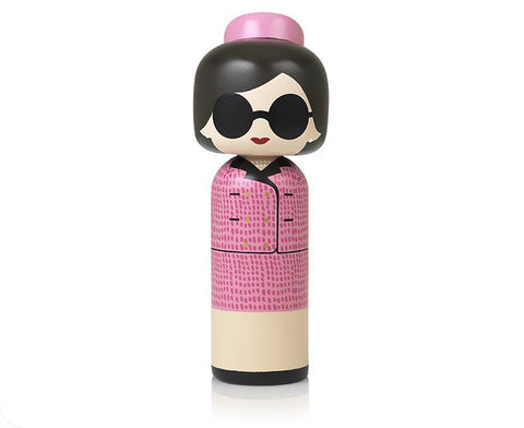 Jackie Kokeshi Doll by Sketch.inc for Lucie Kaas