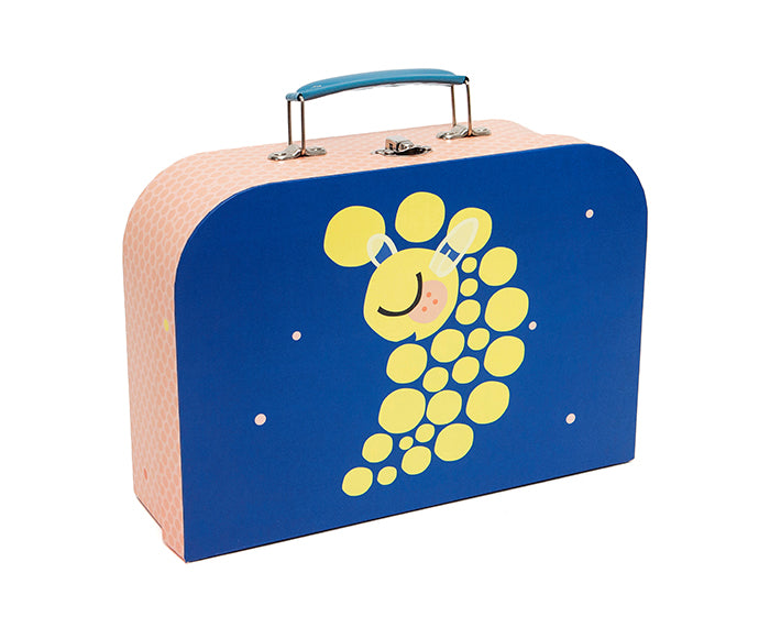Moon Drops Suitcase Set by Petit Monkey