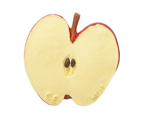 Pepita the Apple Chewable Toy by Oli & Carol