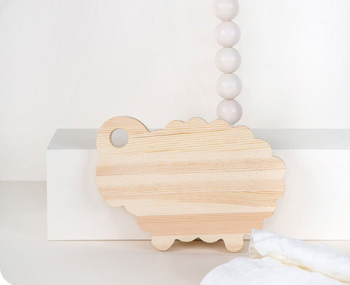 Ram Cutting Board by Aarikka