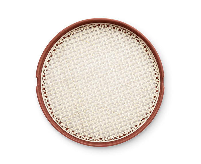 Salon Tray - Extra Large rust - by Normann Copenhagen