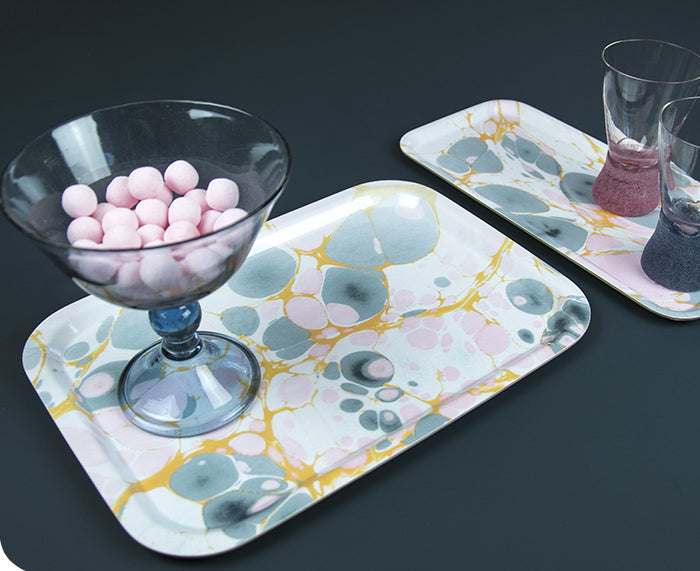 Solar Tides Lunch Tray by Studio Formata