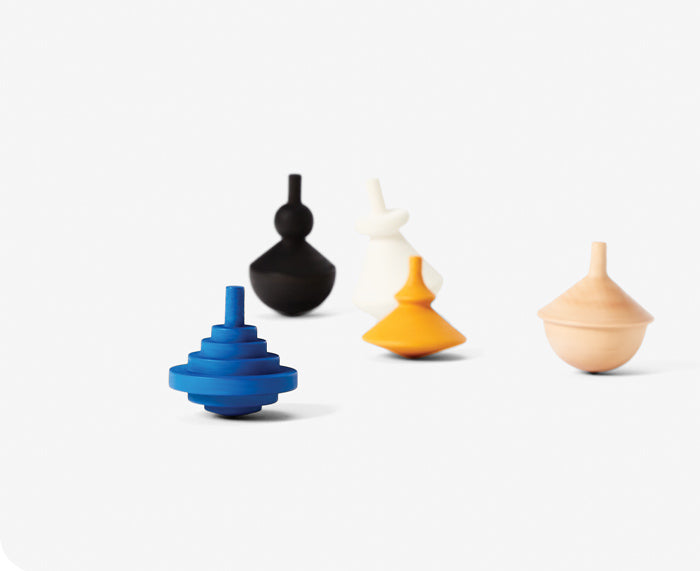 Spinning Tops Set by Areaware
