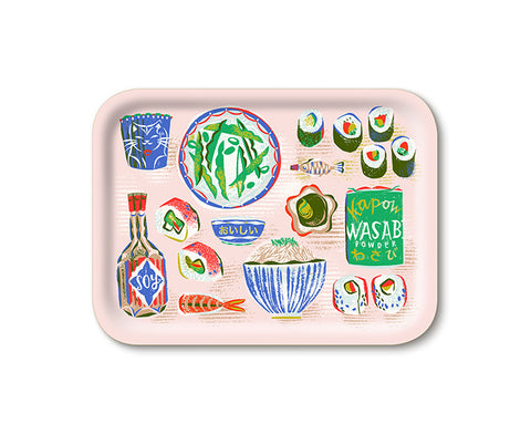 Sushi Small Tray by Jamida