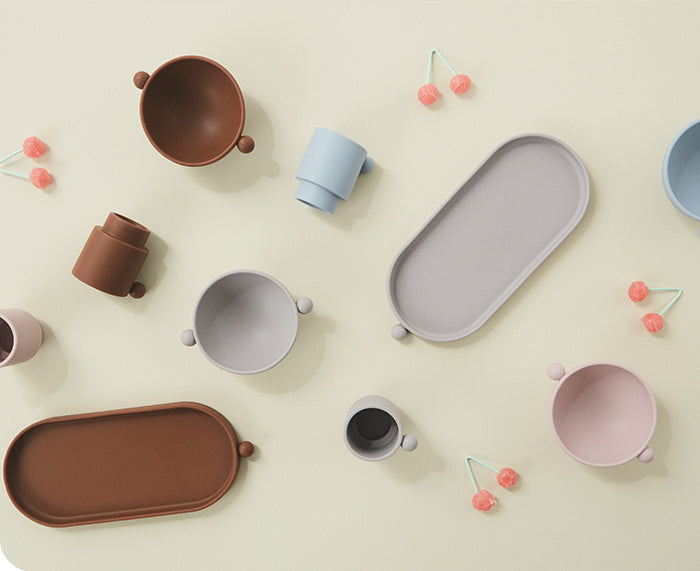 Tiny Inka Tableware by Oyoy Living Design