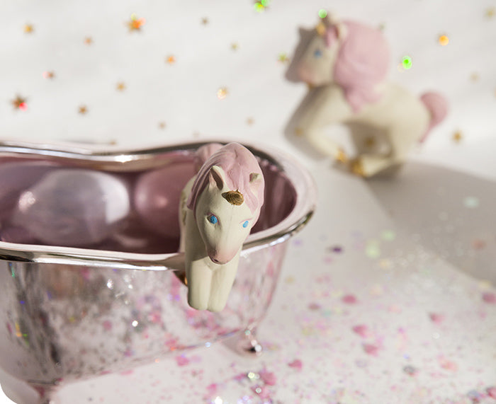 Stacy the Unicorn Chewable Bracelet by Oli & Carol