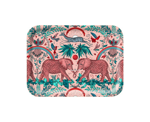 Zambezi Small Tray in Pink by Jamida