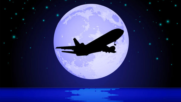 Jetliner Night Flight MP3