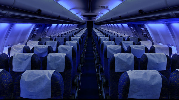 Airplane Cabin White Noise MP3