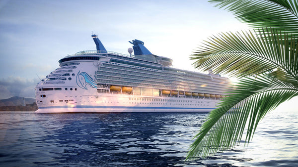 Sleep like you're on vacation with this cruise ship sounds white noise mp3.