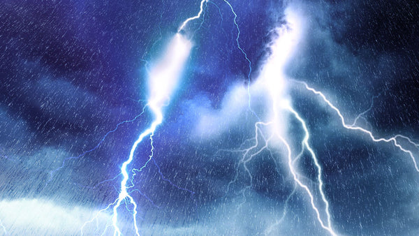 Enjoy better sleeping, focus or relaxation with this epic thunder and rain white noise.