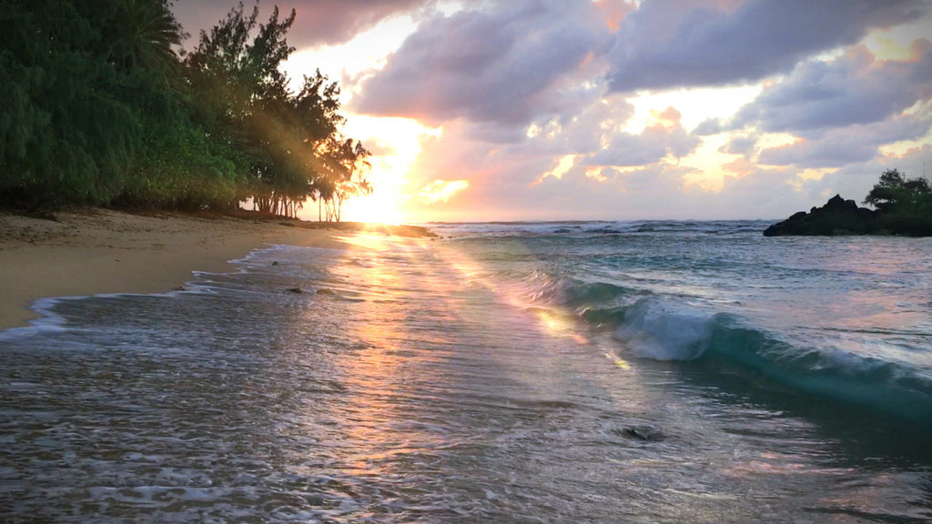 Hawaii Ocean Waves For Relaxation Sleep Or Studying Mp3