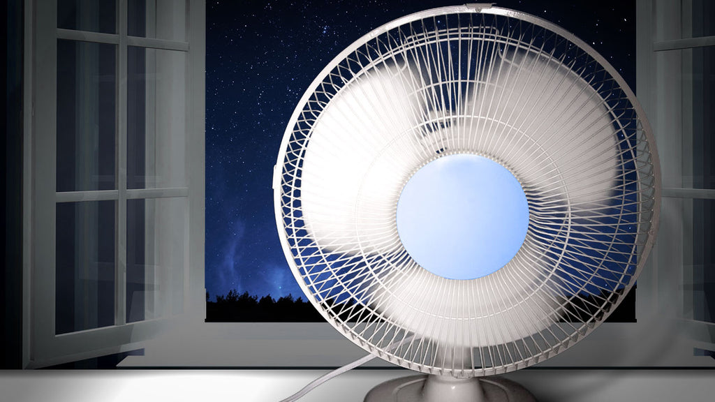 Oscillating Fan White Noise MP3