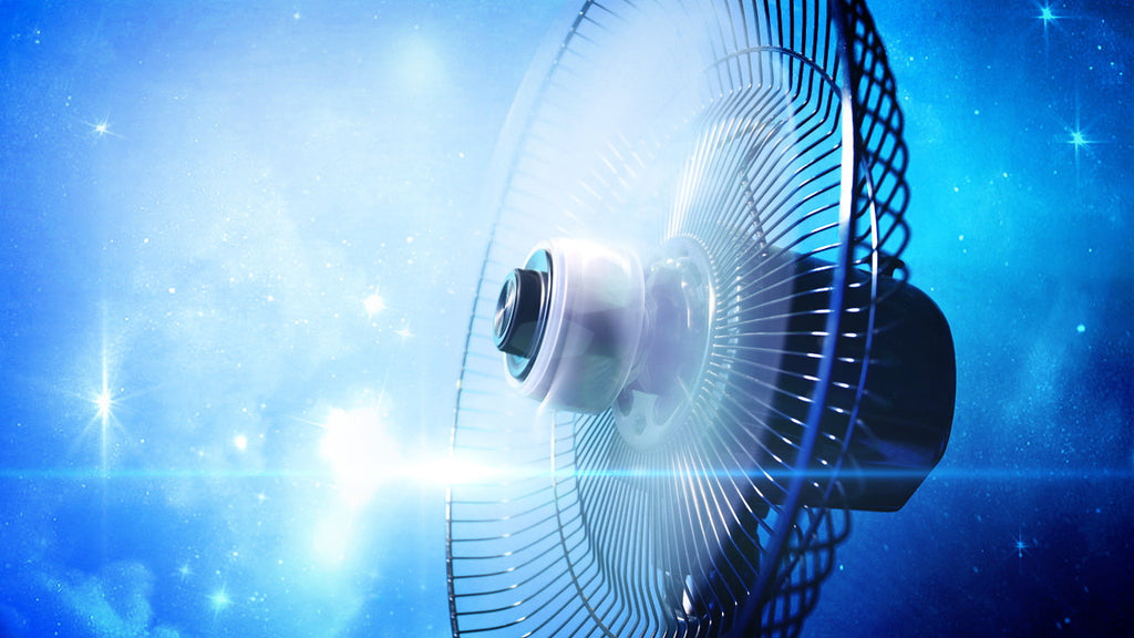 Oscillating Fan White Noise for Sleep MP3