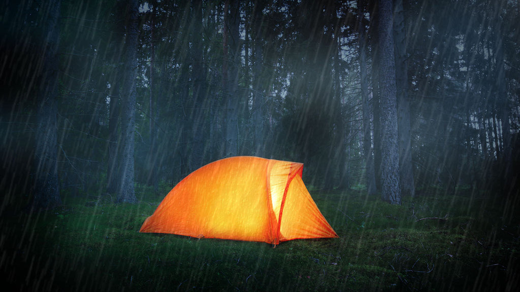 Rain on Tent MP3 & Rain on Tent MP3 u2013 Relaxing White Noise