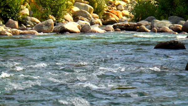 Relaxing Nature Sounds River White Noise MP3