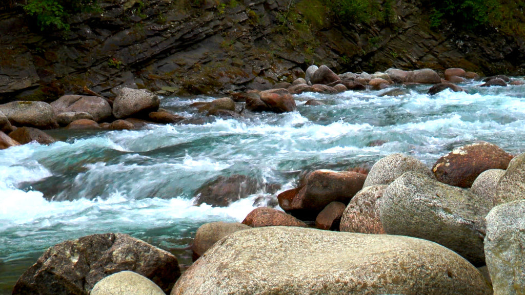 Relaxing Nature Sounds of Mountain River MP3