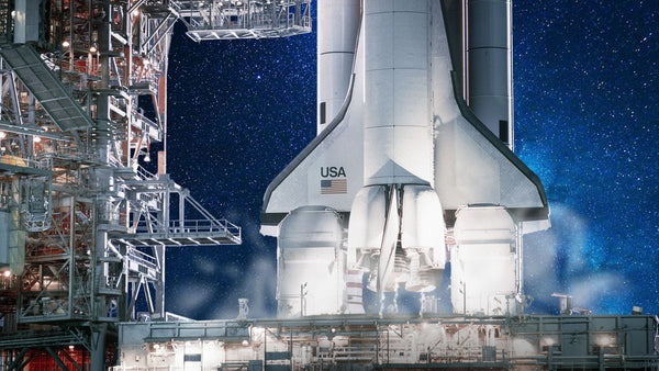 Space Shuttle Launch Pad White Noise MP3