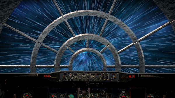 Starship Hyperdrive MP3