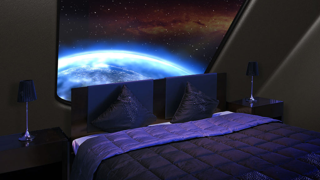 Starship Sleeping Quarters MP3