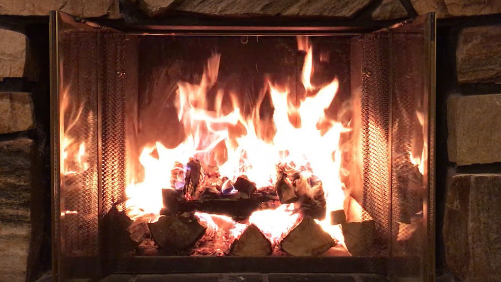 Stunning Fireplace MP3 – Relaxing White Noise
