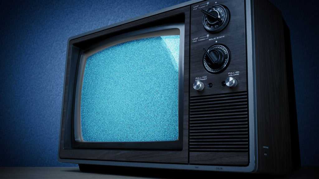 TV Static White Noise MP3