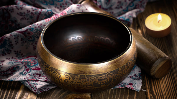 Tibetan Bowls Relaxation Music MP3